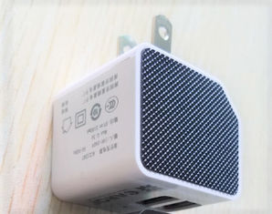 China 10.5 W S9 / S8 Multi USB Travel Charger White Color With CCC Certificate supplier